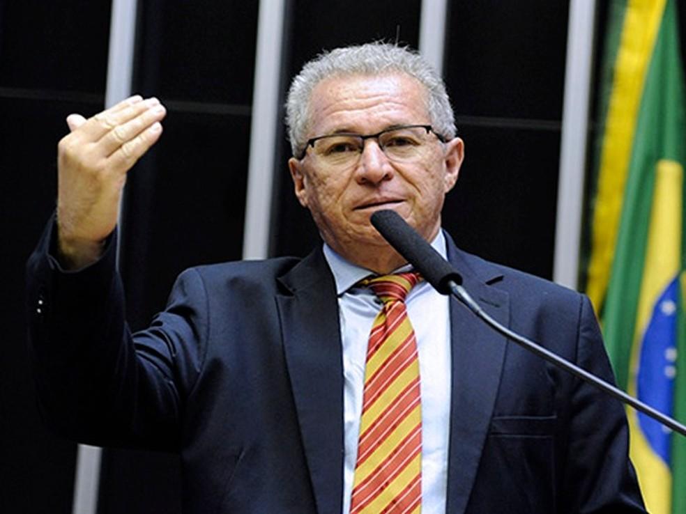 Deputado federal Assis Carvalho (PT-PI). — Foto: Divulgação/Câmara dos Deputados