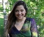 Polliana Aleixo, a Bárbara de 'Em família'   Divulgação/TV Globo