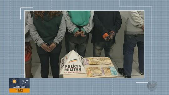 Suspeitos de assalto a agência dos Correios são presos durante fuga em São José do Alegre, MG