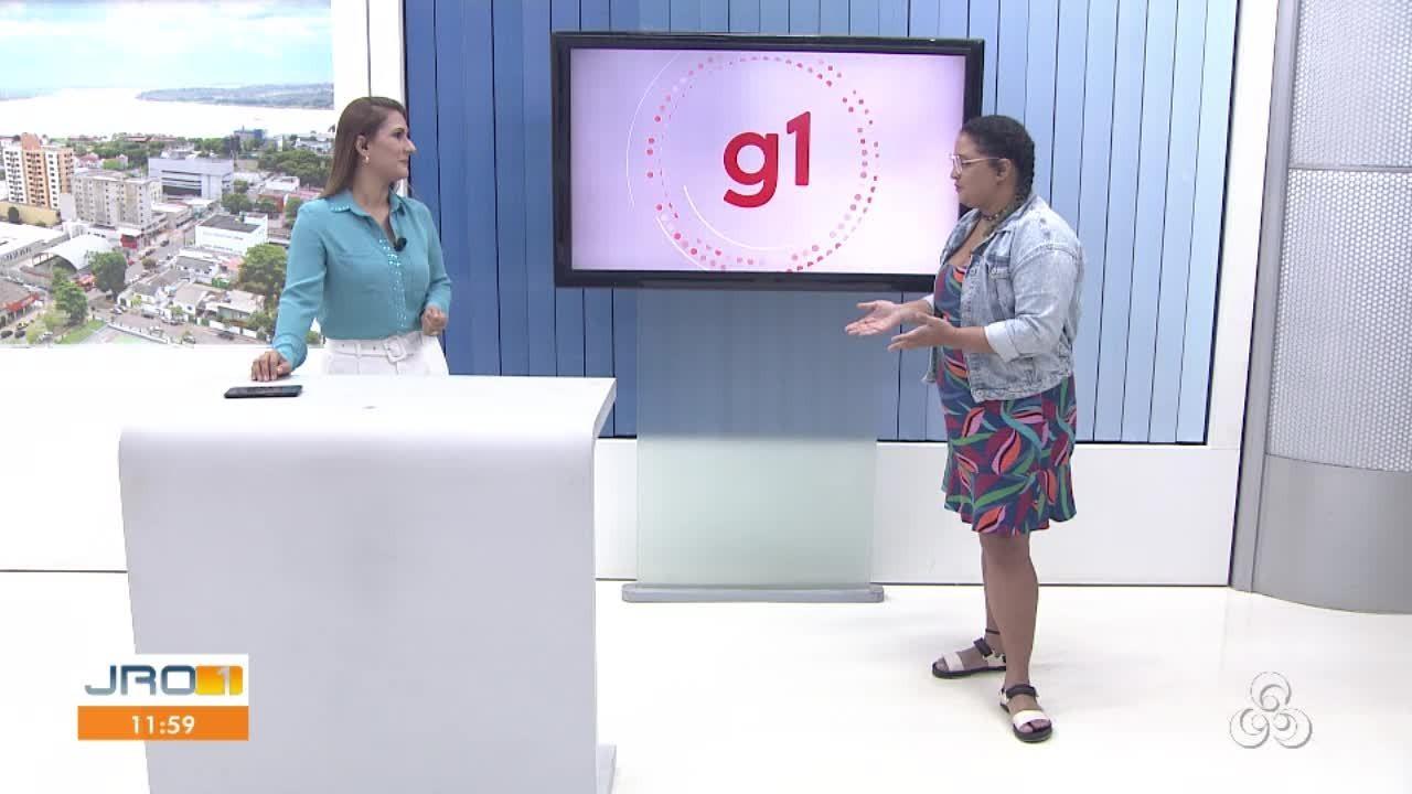 VÍDEOS: Jornal de Rondônia 1ª edição de quarta, 27 de outubro