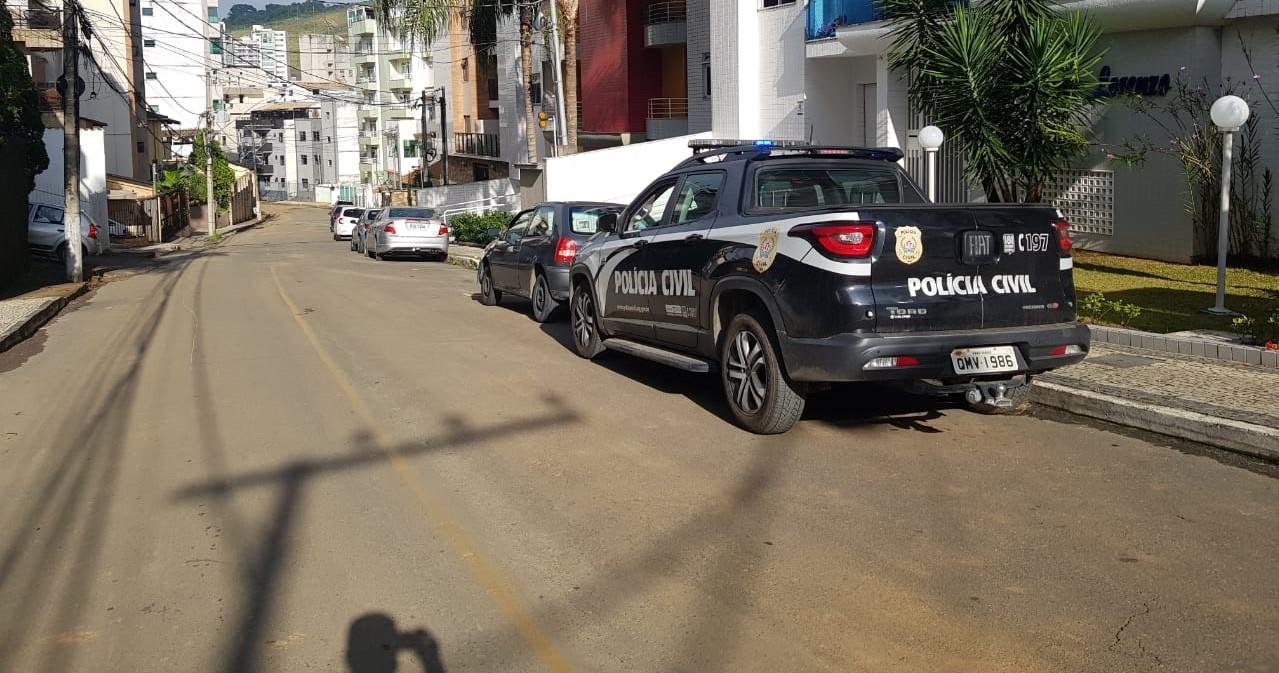 Polícia Civil deflagra terceira fase da operação 'Marcos, 4:22' contra tráfico e crimes patrimoniais nas cidades da Zona da Mata