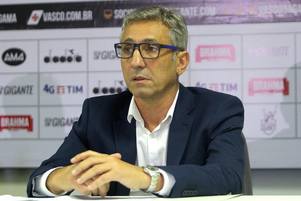 Alexandre Campello, Vasco (Foto: Paulo Fernandes/Vasco)