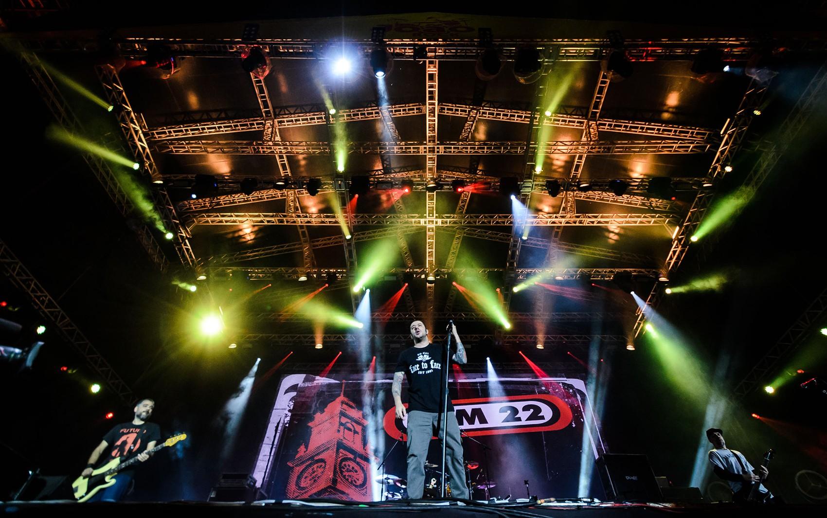 CPM 22 anuncia show em Sorocaba; ingressos já estão à venda