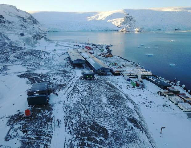 Brasil inaugura maior centro pesquisas da Antártica. Confira detalhes (Foto: Divulgação)