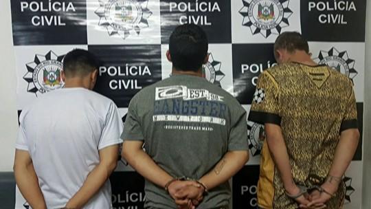 Presos três suspeitos de participar da morte de jovem por engano em hospital no RS