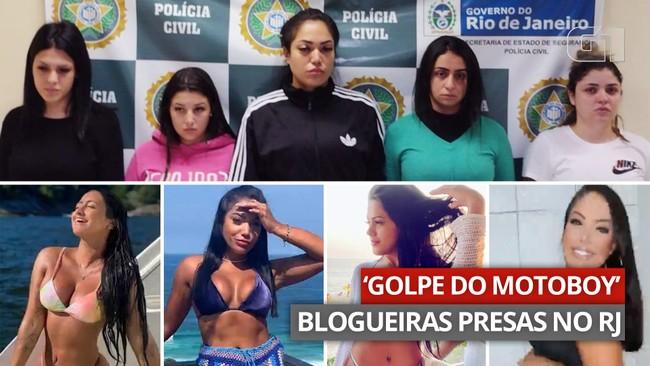VÍDEO: Saiba como agia a quadrilha da 'blogueira estelionatária'