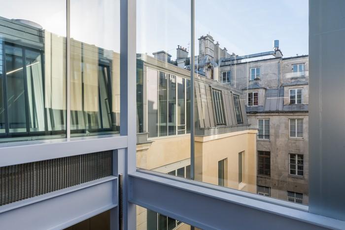 Galeries Lafayette inaugura moderno espaço cultural em edifício clássico (Foto: Divulgação)