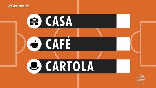Casa, Café e Cartola: Bahia, Flamengo e Fluminense são apostas da rodada #17