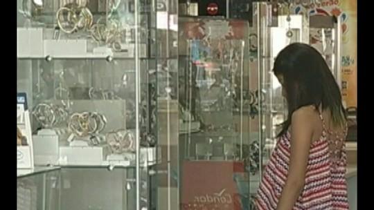 Comércio de Marabá está movimentado com a proximidade do Dia dos Pais