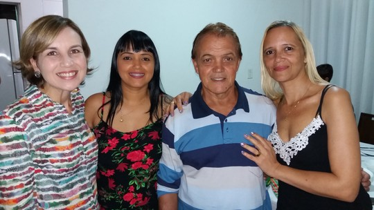 #MeuPaiNaTVRioSul: conheça o senhor Vanderly Lopes, selecionado na campanha