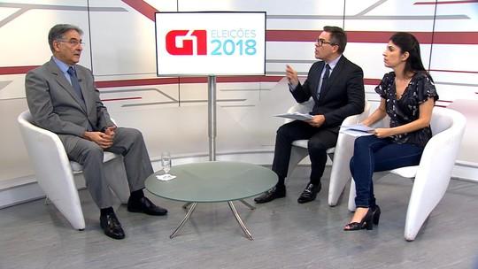 Em entrevista ao G1, Fernando Pimentel (PT) diz que previdência é 'o problema' de MG e promete cumprir escala de pagamento