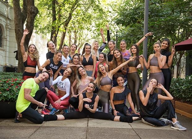Hope Resort promove aula de ballet fitness (Foto: Divulgação)