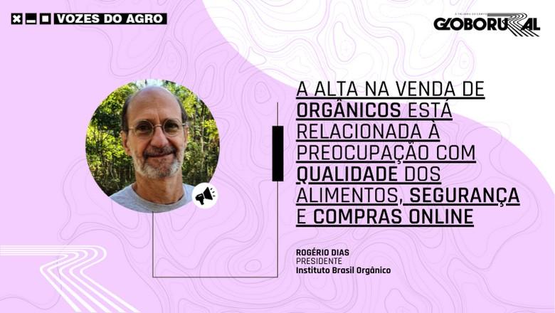 Vozes do Agro - IBO - Orgânicos (Foto: Estúdio de Criação)