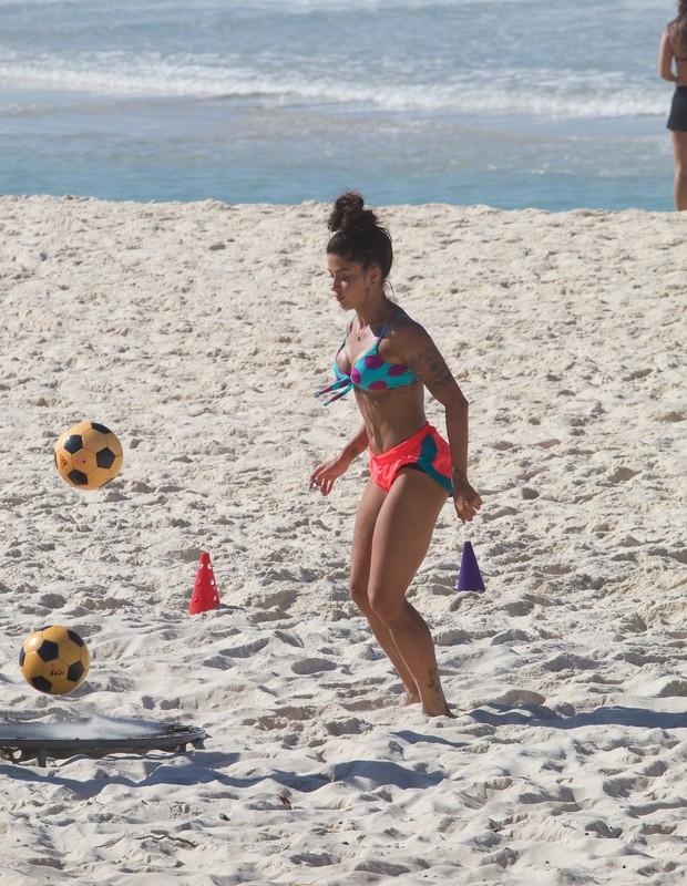 Aline Riscado (Foto: Fabricio Silva/AgNews)