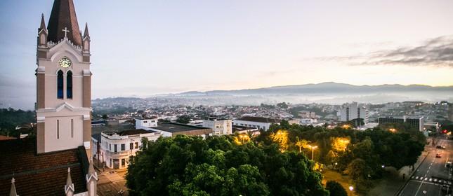 São João da Boa Vista, em SP, tem quase 90 mil habitantes