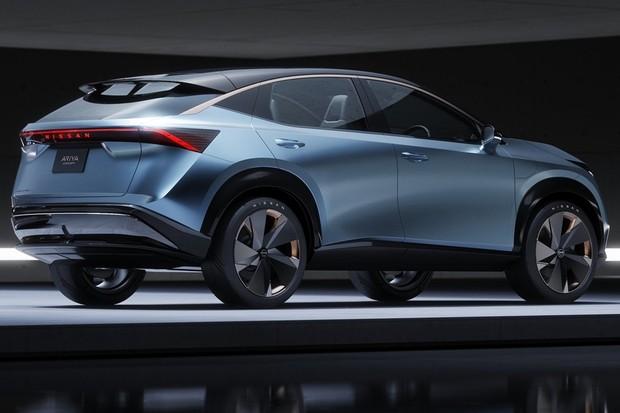 Nissan Ariya Concept (Foto: Divulgação)