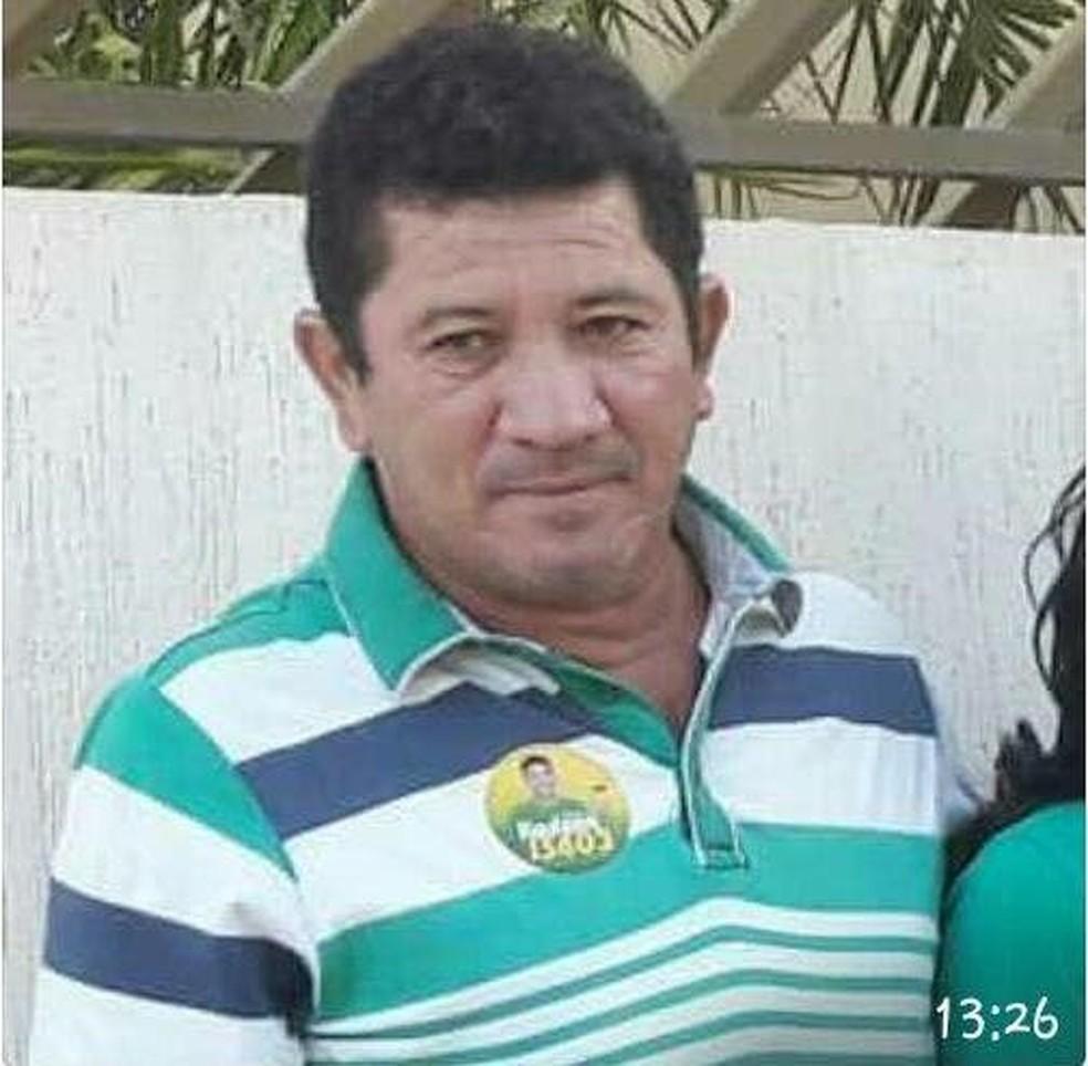 Antônio Sezanildo Do Nascimento, conhecido por Neném de França, foi encontrado morto em uma estrada de barro — Foto: Reprodução/Redes Sociais