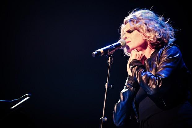A cantora italiana Tosca Donati (Foto: Divulgação)