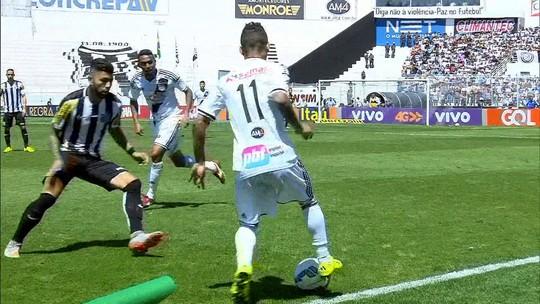 Borges usa perseguição por 100º gol como motivação para brilhar na Ponte