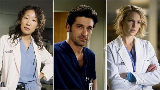 'Grey's Anatomy': Sandra Oh, Patrick Dempsey e Katherine Heigl tiveram carreiras impulsionadas por série; veja fotos!