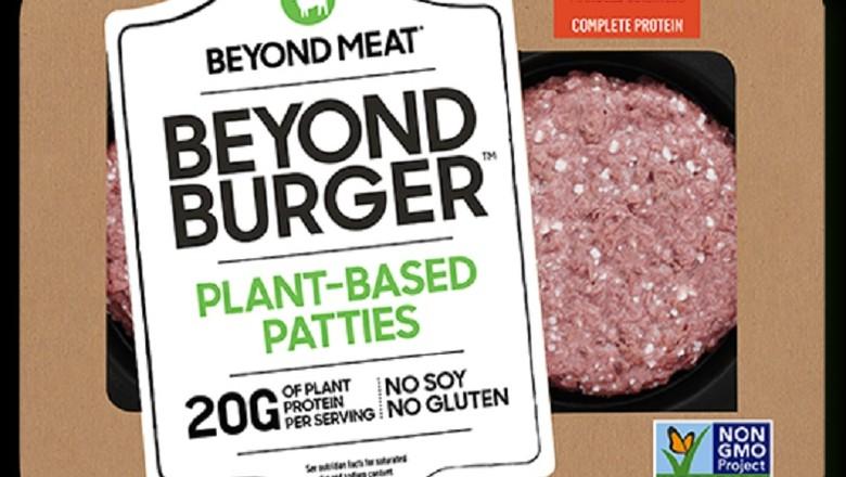 hamburguer-beyond-meat (Foto: Reprodução/Beyond Meat)