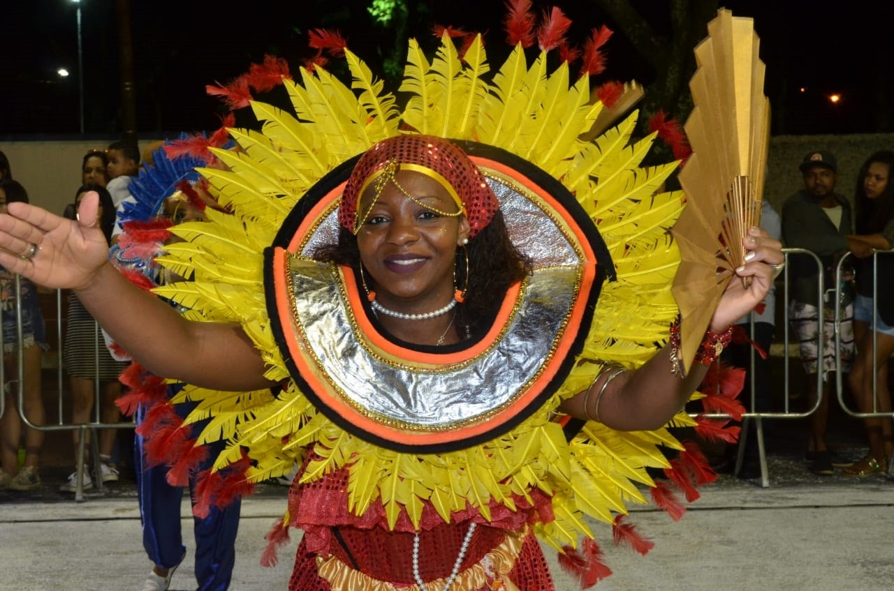 Carnaval 2020: Em Franca, SP, Caprichosos, Embaixadores e Águias fazem 1ª noite de desfiles