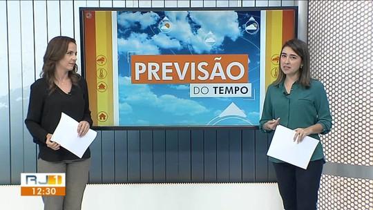 Máximas aumentam na quinta-feira no Sul do Rio