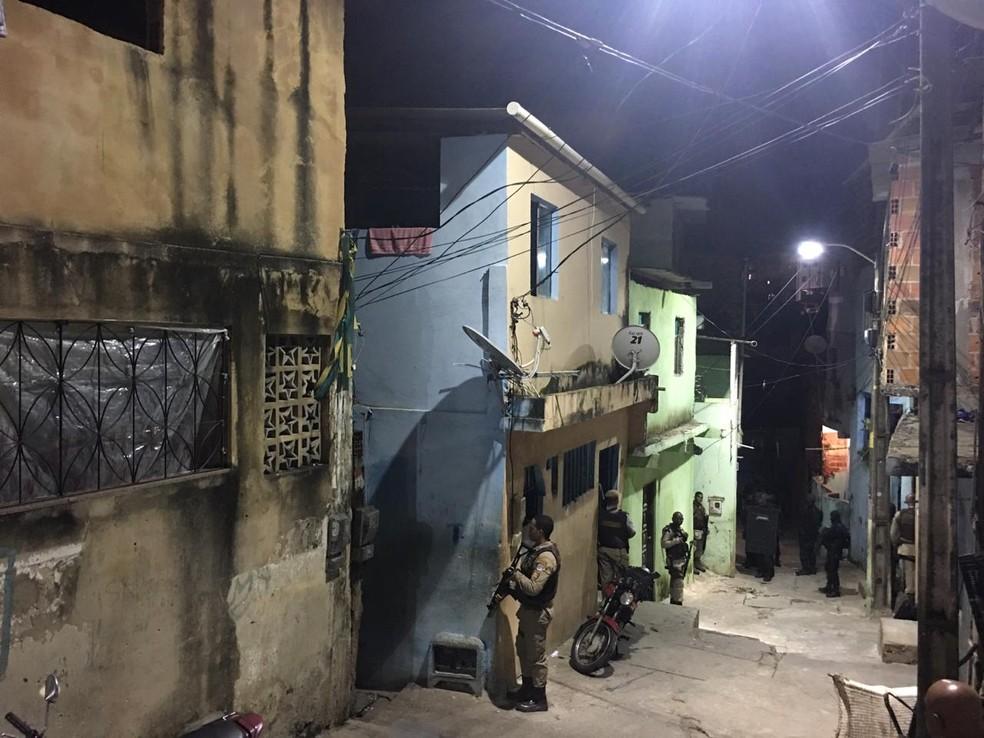 Situação ocorre na localidade de Serra Verde — Foto: Alan Oliveira/ G1