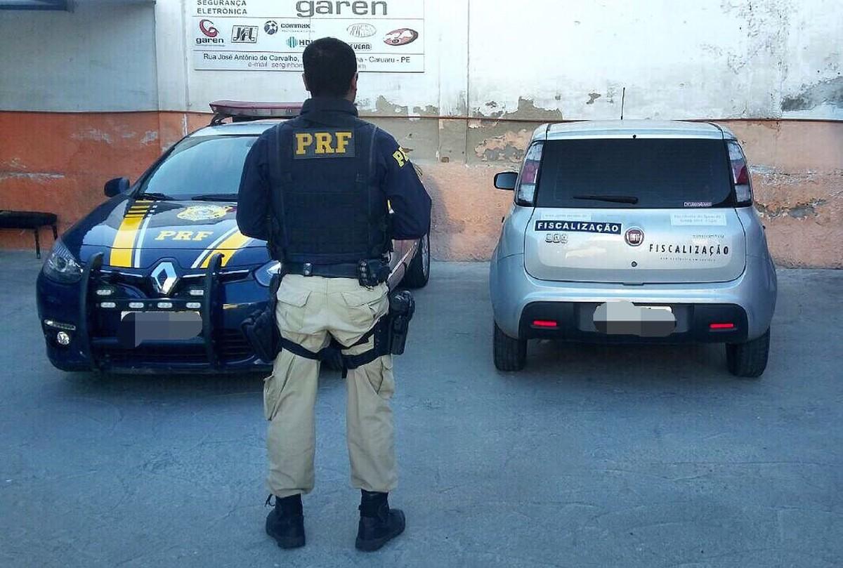 Representantes do IPEM e do Inmetro são detidos por corrupção passiva na BR-104