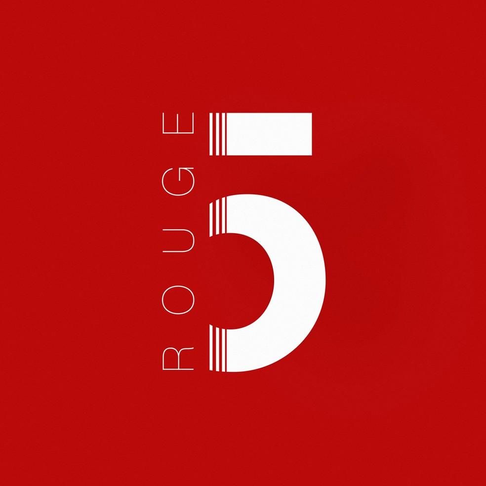 Capa do EP '5', do Rouge — Foto: Divulgação / Sony Music