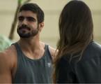 Na quarta (4), Rock (Caio Castro) vencerá sua luta contra Paixão (Duda Nagle) | Reprodução