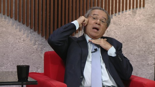 Paulo Guedes conta história divertida que aconteceu na casa de Armínio Fraga