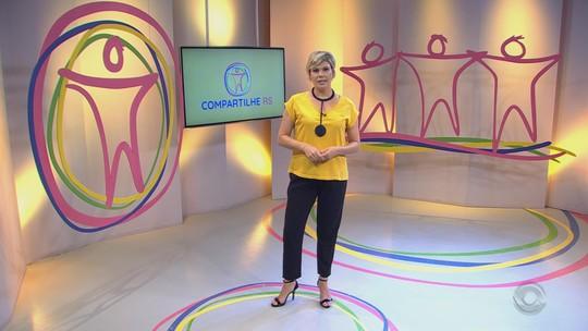 Assista aos vídeos do Compartilhe RS deste domingo (20)