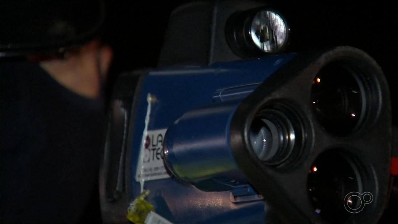 Polícia Rodoviária adota radares com infravermelho para uso durante a noite
