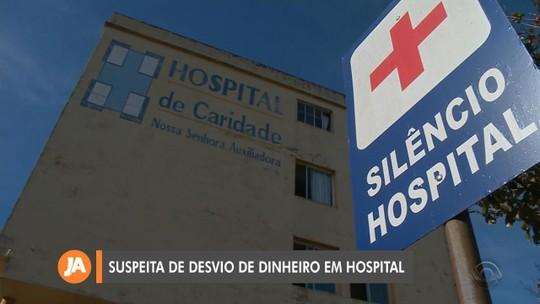 Justiça afasta provedor do Hospital de Caridade de Rosário do Sul após denúncia de desvio de dinheiro