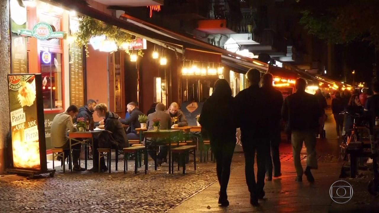 Berlim impõe restrições à vida noturna da cidade pela primeira vez em 70 anos