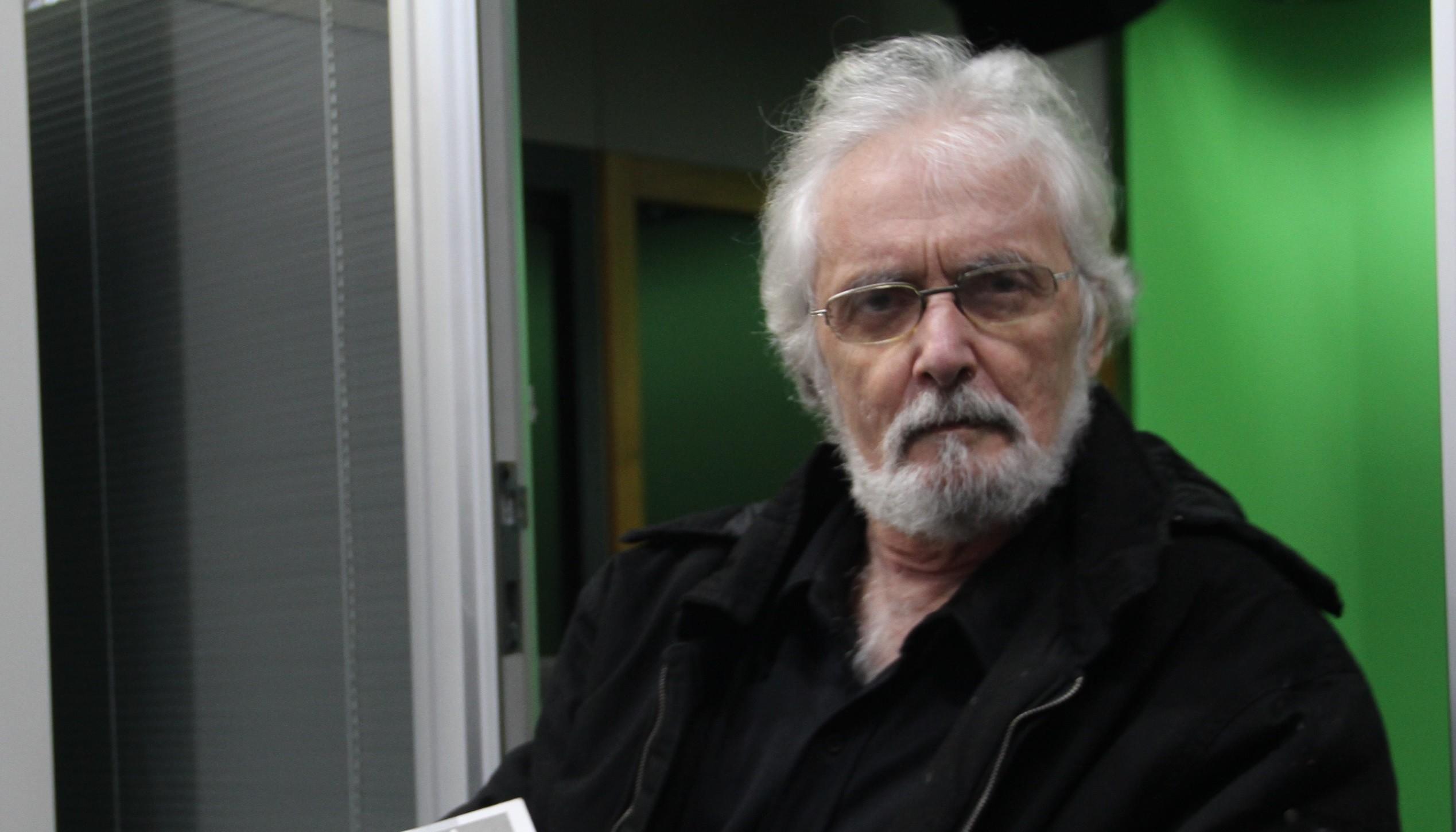 Escritor Vicente Cecim morre em Belém, aos 74 anos