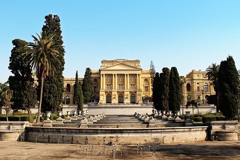Museu do Ipiranga segue fechado para reforma desde 2013 (Foto: Diego Marcato/Wikimedia Commons)