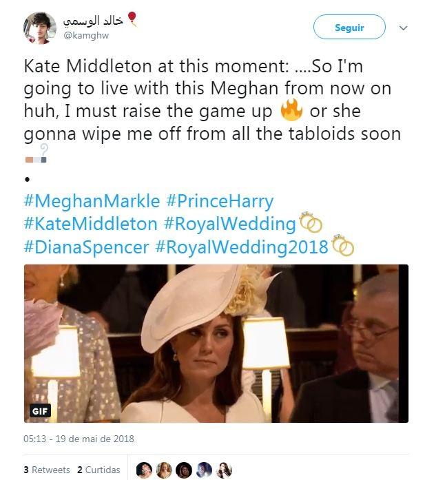 Kate Middleton vira meme (Foto: Reprodução/Instagram)