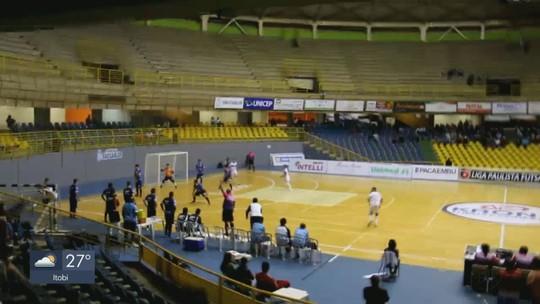 São Carlos finaliza como melhor colocado na primeira fase na Copa Paulista de Futsal