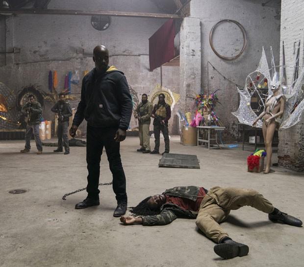 Luke Cage (Mike Colter): nova temporada (Foto: Divulgação / Netflix)