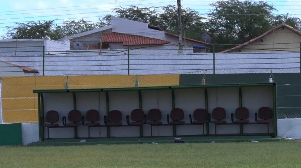 Estádio Helvídio Nunes — Foto: TV Clube