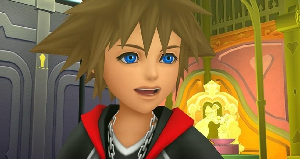 Kingdom Hearts 1 foi relançado em outras plataformas — Foto: Divulgação/Square Enix