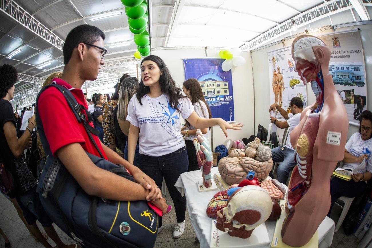 Uepa promove feira vocacional nesta quarta-feira, no Centur - Notícias - Plantão Diário