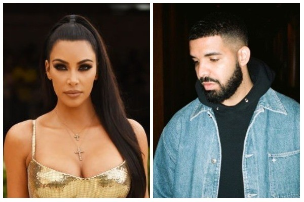 Kim Kardashian e Drake (Foto: Getty Images / Instagram)