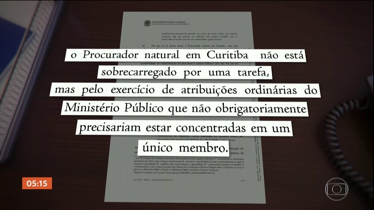 PGR prorroga a atuação da Lava Jato no Paraná até 31 de janeiro