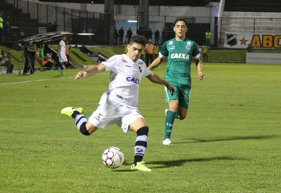 ABC chega a 10ª jogo consecutivo sem vitória (Foto: Andrei Torres/ABC FC)