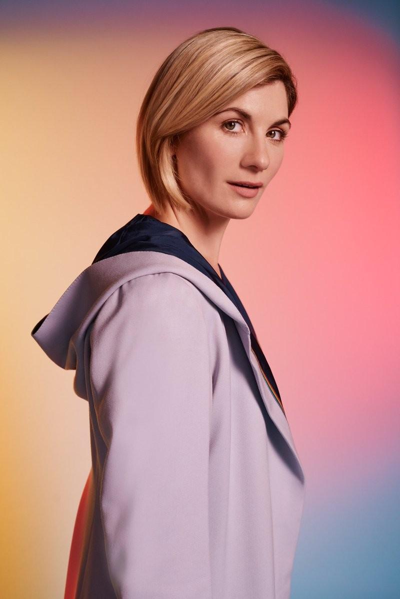 Jodie Whittaker em imagem de divulgação da 11ª temporada (Foto: BBC/Divulgação)