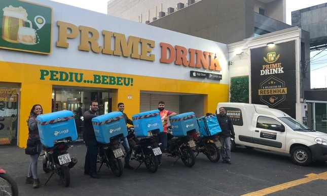 Prime Drinks chega ao Rio e investe em sistema próprio de entrega