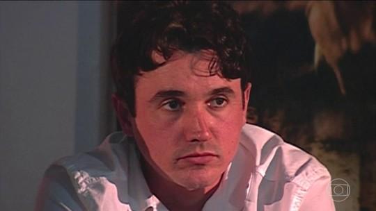 Corpo do ator Caio Junqueira será velado e sepultado hoje